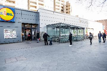 德國消費者信心指數因疫情而驟降