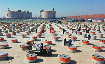 China issues guideline on enhancing natural gas storage capacity