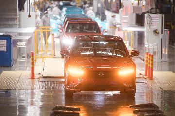 中國5月汽車銷量219.4萬輛 同比增長14.5%