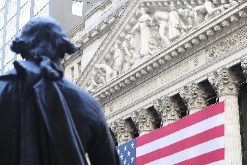 综述:市场信心提振推动纽约股市上涨