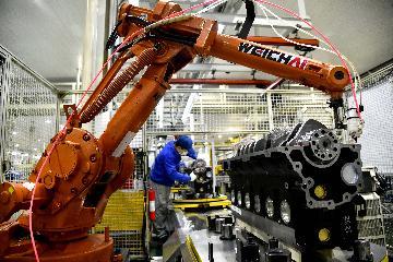 11月中國製造業PMI為52.1% 環比上升0.7個百分點