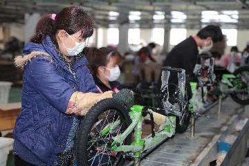 Sales of export goods in Chinas domestic market have growth potential