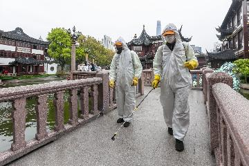 Shanghai strengthens digital applications to contain epidemic