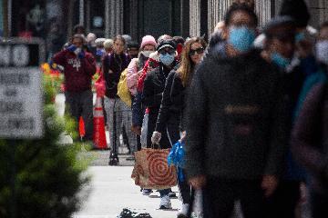 U.S. coronavirus death toll exceeds 30,000 -- Johns Hopkins University