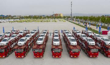 中国多部门推出五大举措稳定扩大汽车消费