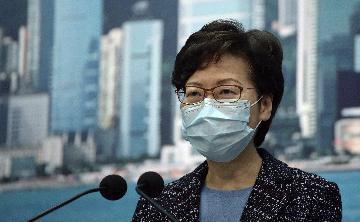 林鄭月娥:粵港澳正研究相互放寬強制檢疫