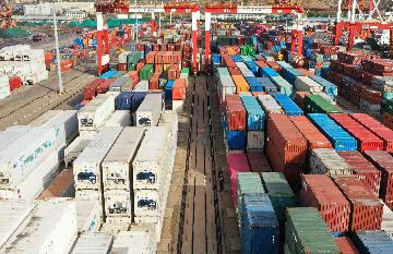Foreign trade of Chinas Henan up 7.7 pct in H1