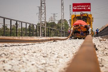 通讯:远山的期盼--老挝民众热议中老铁路建设顺利推进