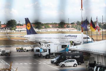 Lufthansas China-Germany weekly cargo flights reach 30
