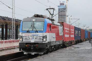 Chinas Shandong plans more freight trains bound for Europe, Central Asia
