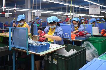 5月財新中國製造業PMI升至50.7 重回擴張區間
