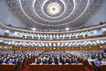 全国人大高票通过关于建立健全香港特别行政区维护国家安全的法律制度的决定