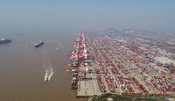 Chinese vice premier stresses stabilizing foreign trade, investment