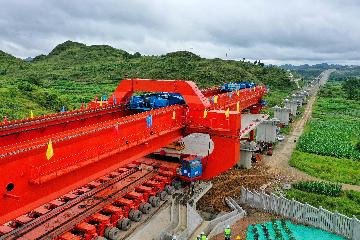 China approves 210 billion yuan in bonds for railway construction