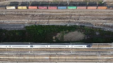Wuhan opens new China-Europe freight-train service to Kiev