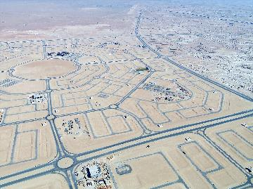 Chinese construction company contributes to Kuwaiti housing welfare