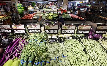 6月份全國居民消費價格同比上漲2.5%