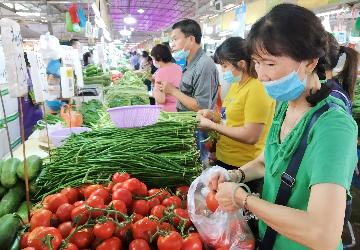 Chinas consumer inflation expected to rise in June