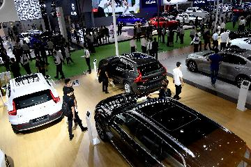 Chinas automobile industry picks up steam