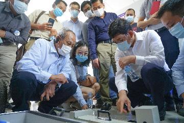 柬埔寨希望中国先进技术经验惠及柬基础设施建设