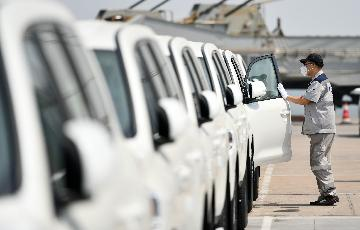 Tianjin speeds up parallel auto imports