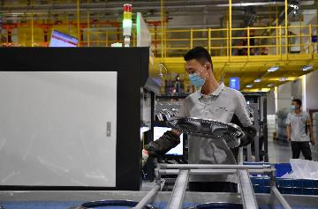Profits of Chinas state firms rebound in May