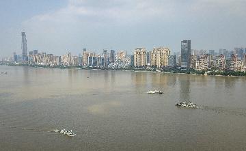 """""""長江2020年第1號洪水""""在長江上游形成"""