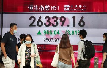 港股6日涨3.81% 收报26339.16点