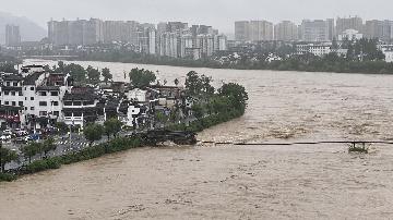 国家防总将防汛Ⅳ级应急响应提升至Ⅲ级 中央气象台发布暴雨橙色预警
