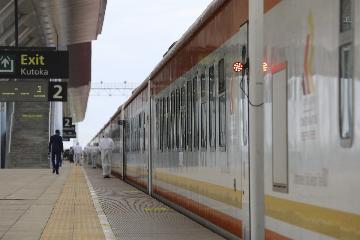 Chinese-built modern railway boosting Kenyas economy: official