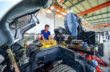 7月財新中國製造業PMI升至52.8 為九年半來最高