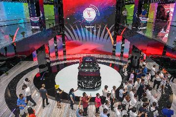 吉林長春發佈國際汽車城戰略
