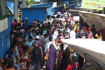 亚投行批准1亿美元信贷支持孟加拉国抗击疫情