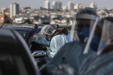 綜述:馳援防疫物資 深化醫療合作--中國助力巴西抗擊新冠疫情