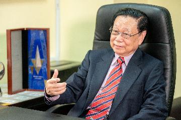 专访:新冠病毒溯源不应政治化--访马来西亚病毒学家林世杰