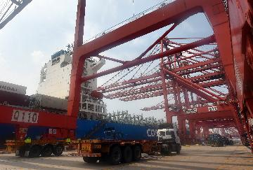 Tianjin Shipping Index down 0.14 pct
