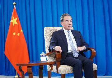 王毅就當前中美關係接受新華社專訪(1)