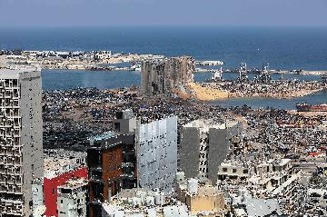 Beirut explosions aggravate Lebanons economic woes