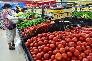 Chinas consumer inflation up 1.7 pct in September