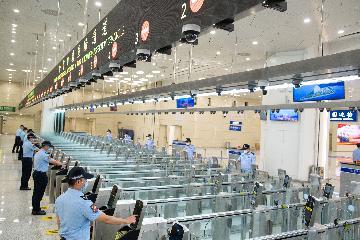 粤澳宣布开通横琴口岸新旅检区域