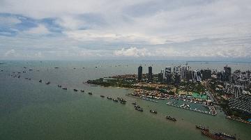 海南颁发首张邮轮港口海上游航线试点经营许可证