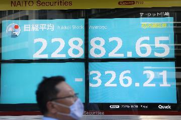 财经观察:安倍辞职或对日本金融市场影响有限