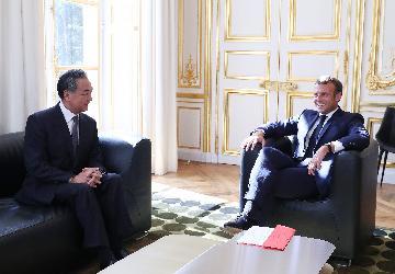 王毅談歐洲之行的三點重要共識