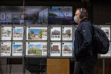 UK house prices rebounce in August as lockdown eased: survey
