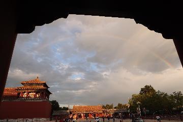 Beijings foreign trade rises in September