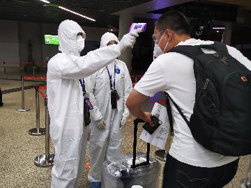 中國多地升級入境人員隔離政策加強疫情防控