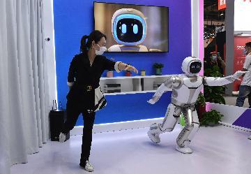 中國服務機器人市場已占全球市場超1/4
