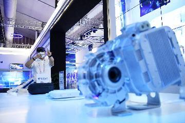 智博會顯示中國經濟恢復增長強勁動能