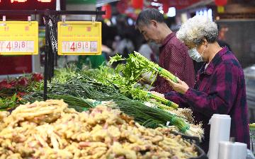 Chinas retail sales up 2.5 pct in August