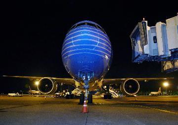湖南首条定期洲际客运航线复航 直飞内罗毕